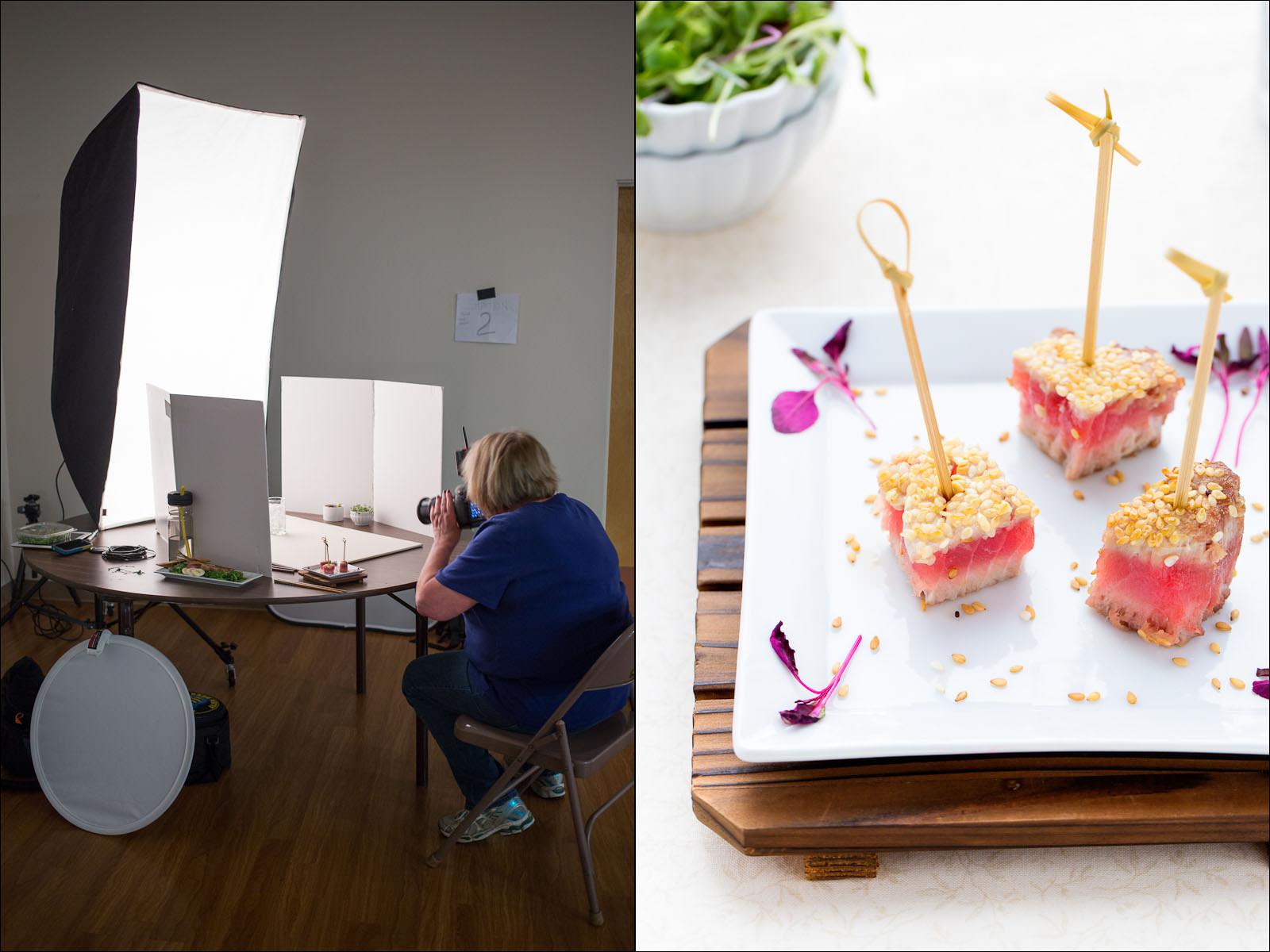 Food photography smugmug meetup nicolesy for Interior photography lighting setup