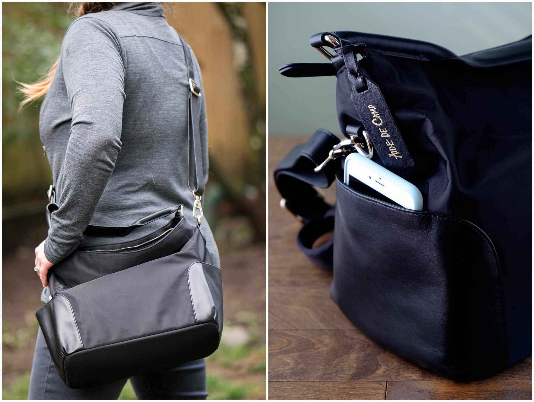 Review: Evie Camera Bag from Aide de Camp